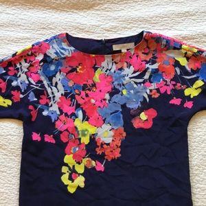 Loft 🌸 Flower Dress